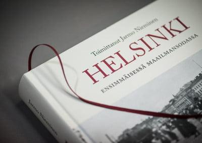 Helsinki ensimmäisessä maailmansodassa