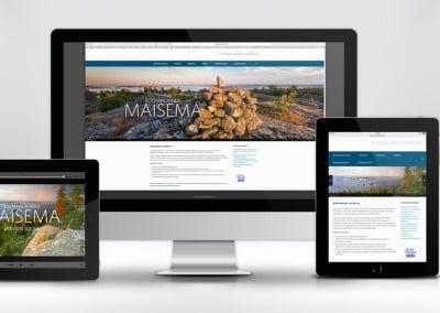 Suomalainen maisema -verkkosivut